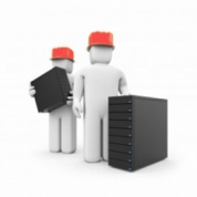 Removal monitoring servers